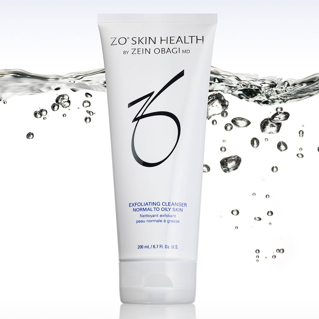 0 Exfoliating Cleanser Normal to Oily Skin